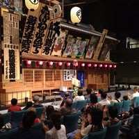 Das Foto wurde bei Edo-Tokyo Museum von 淳 佐. am 8/25/2012 aufgenommen