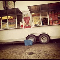 Photo taken at Al Pastor Taco Truck by Joseph H. on 6/5/2012