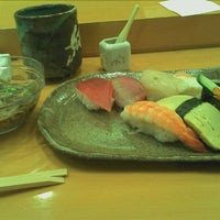 Photo taken at 奴寿司 by raurublock on 9/10/2011