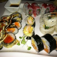 Photo taken at The Fish Restaurant & Sushi Bar by Katie D. on 9/9/2011