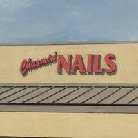 Photo taken at Charmin' Nails by Tiffany O. on 1/14/2012