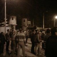 Photo taken at Naga Hammadi , Police Station by Khaled A. on 1/27/2012