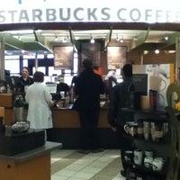 Photo taken at Starbucks by Jayme M. on 3/14/2012