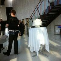 Photo taken at Centre Culturel Franco-Manitobain by Amanda Y. on 7/14/2012