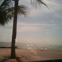 Photo taken at Wonnapa Beach by nuey on 5/19/2012