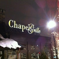 Photo taken at Chapel Grille by Luke R. on 1/23/2012