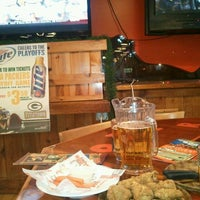 Photo taken at Hooters by robin on 1/5/2012