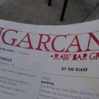 Photo taken at Sugarcane Raw Bar Grill by Victor L. on 2/18/2012