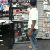 Photo taken at GameStop by Courtney B. on 10/11/2011