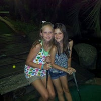 Photo taken at Adventure Golf by Nati D. on 1/2/2012