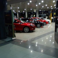 Photo taken at Concesionario Ford Autocid by Rodrigo P. on 11/17/2011