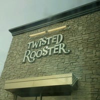 Photo taken at Twisted Rooster by Bright Lights on 11/2/2011