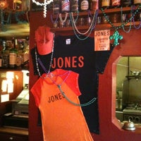 Photo taken at Great Jones Cafe by Krystin S. on 4/29/2011