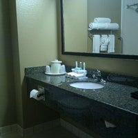 Photo taken at Holiday Inn Express & Suites Phoenix/Chandler (Ahwatukee) by Josh P. on 10/28/2011