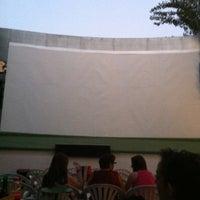 Das Foto wurde bei Cinema Los Vergeles von Diego P. am 7/20/2012 aufgenommen