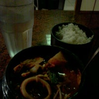 Photo taken at Daruma Sushi Bar by Jen P. on 8/26/2011