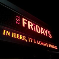 Photo taken at TGI Fridays by Giannis T. on 2/24/2012