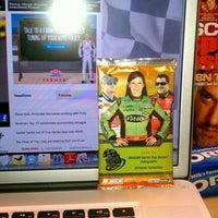Photo taken at NASCAR, Daytona Office by Matt H. on 3/8/2012