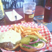Photo taken at Handlebar Tavern by David C. on 7/27/2012