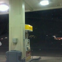 Photo taken at Shell by Suzy Z. on 8/30/2012