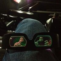 Photo taken at GNC Cinemas by Alex L. on 6/22/2012