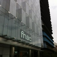 Photo taken at Fnac by GAR L. on 3/20/2012