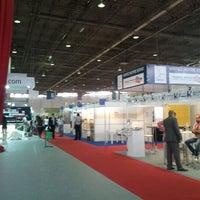 Photo taken at Parc des Expositions du Kram by Mehdi J. on 6/14/2012