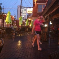 Photo taken at Park Street Patio by Stainy F. on 7/22/2011
