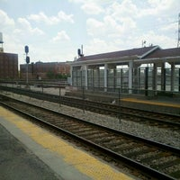 Photo taken at Metra - Western Avenue by Mike H. on 6/10/2012