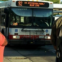 Photo taken at CTA Bus 92 by GET LYFTED..... L. on 6/27/2012
