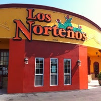 Photo taken at Los Nortenos Mexican Restaurant by Laura R. on 6/26/2011