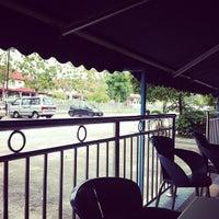 Photo taken at Restoran Khulafa Bistro by Kyrol N. on 1/28/2012
