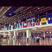 Photo taken at Licenciado Gustavo Díaz Ordaz International Airport (PVR) by El B. on 10/14/2011