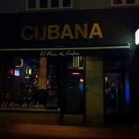 Photo taken at CUBANA bar by Mihai V. on 12/31/2011