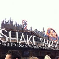 Photo taken at Shake Shack by Stephen on 8/8/2012