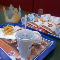Photo taken at Burger King by Dani I. on 10/6/2011