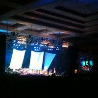 Photo taken at The AXIS Jakarta International Java Jazz Festival 2011 by Natalia T. on 3/5/2011