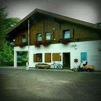 Photo taken at Camping Park Baita Dolomiti by Mirco M. on 9/4/2011