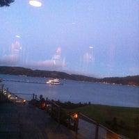 Photo taken at Alderbrook Resort & Spa by Shari L. on 1/15/2012