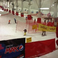 Photo taken at Snozone by Fiona G. on 3/24/2012