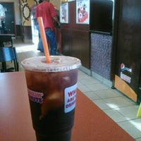 Photo taken at Dunkin' Donuts by Serena M. on 7/5/2012