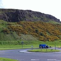 5/14/2012 tarihinde Fernando S.ziyaretçi tarafından Holyrood Park'de çekilen fotoğraf