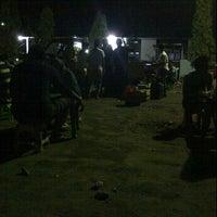 Photo taken at Cafe Kuning (bulele) by intan on 3/24/2012