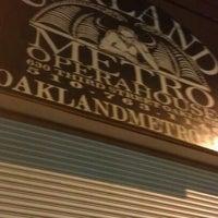 Photo taken at Oakland Metro Opera House by Travis S. on 4/26/2012