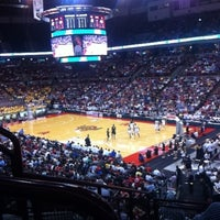 Photo taken at Value City Arena - Jerome Schottenstein Center by Ryan L. on 3/23/2012