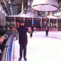 Photo taken at Liberty Center by Zaharia-frincu A. on 1/14/2012