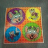 Photo taken at Chuck E. Cheese's by Lisa L. on 3/5/2012