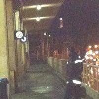 Photo taken at Genova Sampierdarena Railway Station by Nicola P. on 2/15/2011