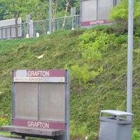 Photo taken at MBTA Grafton Station by Brian B. on 6/29/2012