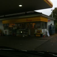 Photo taken at Shell by Joro on 10/8/2011